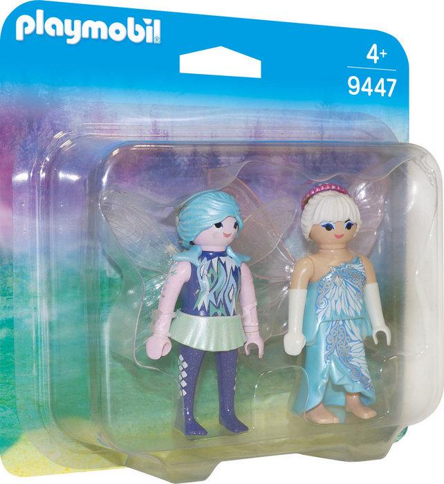 Playmobil hadas del invierno 9447