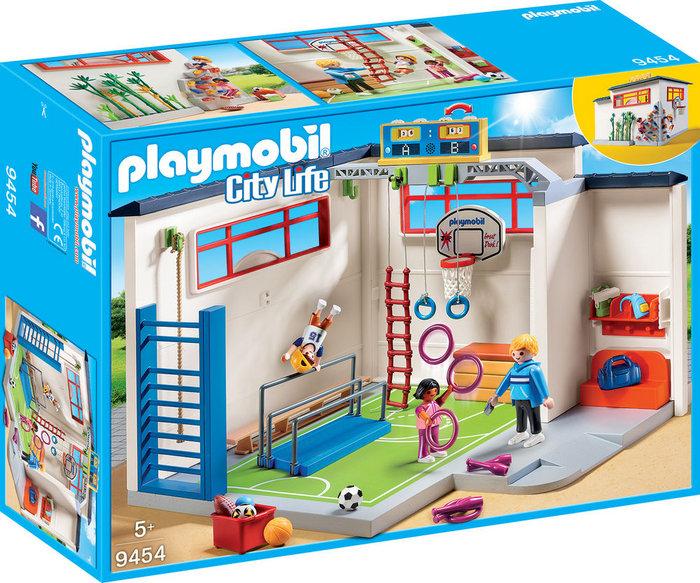 Playmobil gimnasio 9454