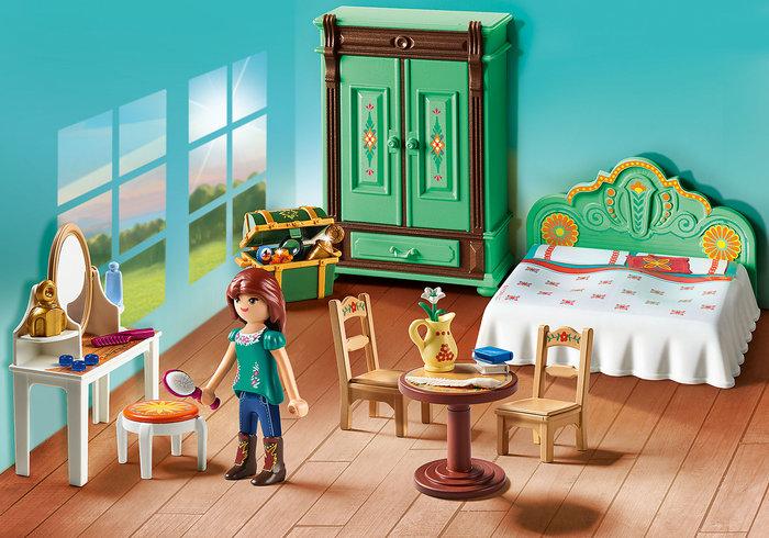 Playmobil habitacion de fortu 9476