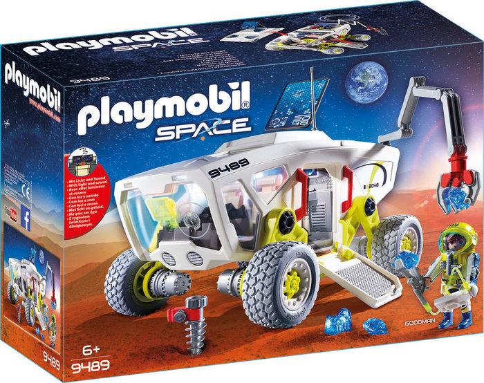 Playmobil vehiculo de reconocimiento 9489