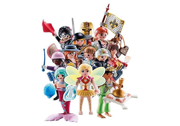 Playmobil display figuras niña serie 20 48 unid