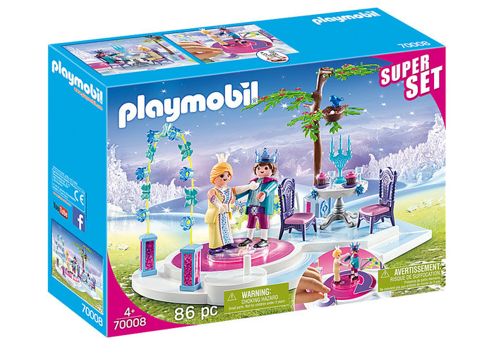 Playmobil superset baile real