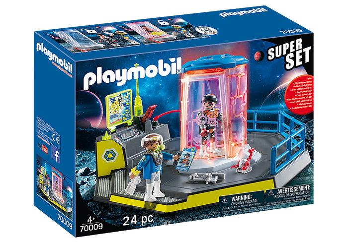 Playmobil superset galaxia