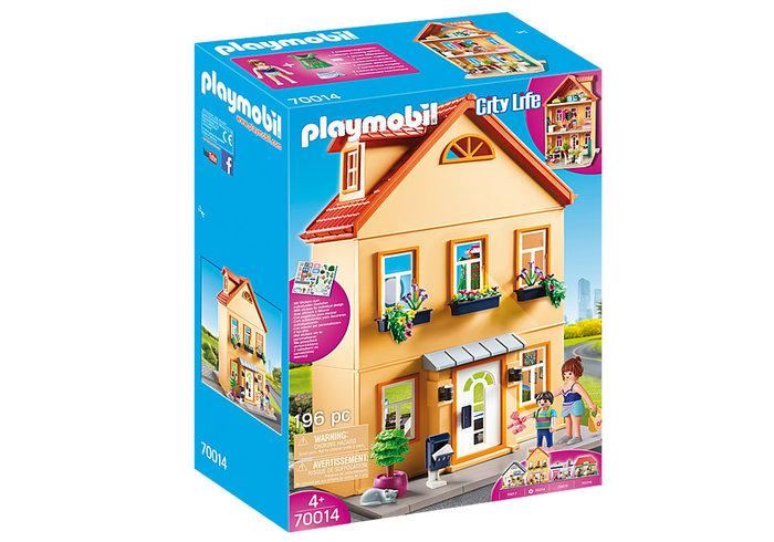 Playmobil mi casa de ciudad