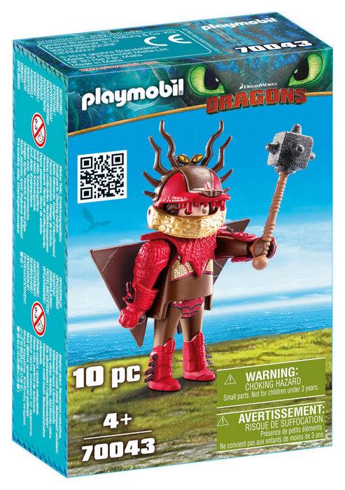 Playmobil patan mocoso con traje volador 70043