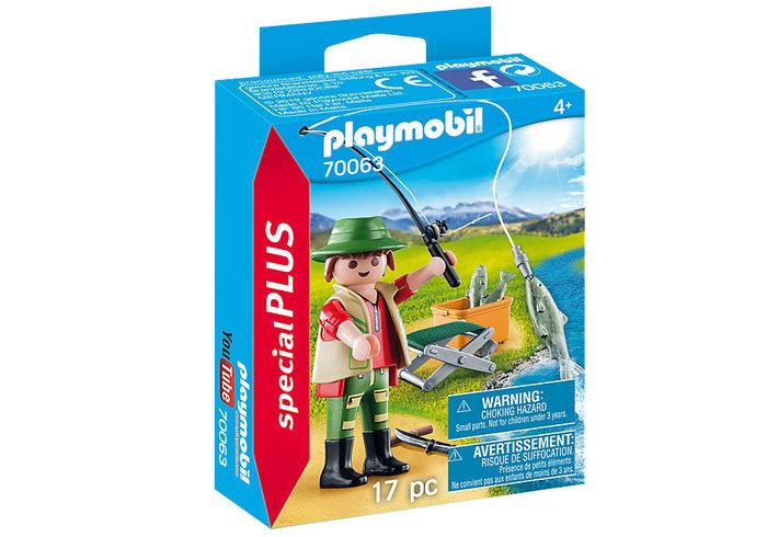 Playmobil pescador