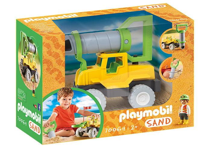 Playmobil perforadora