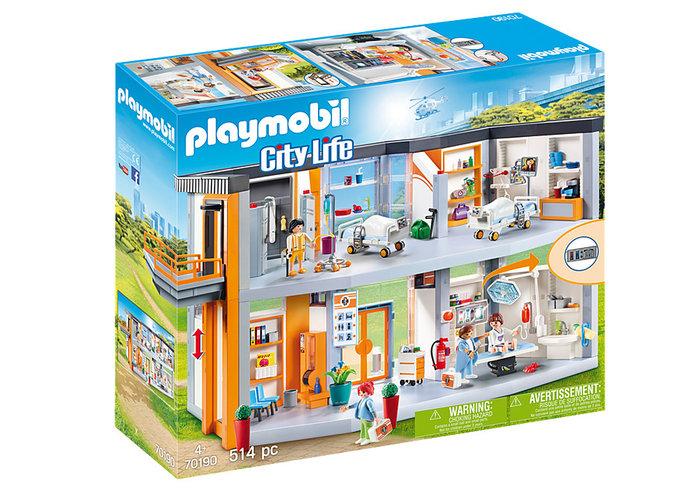 Playmobil gran hospital