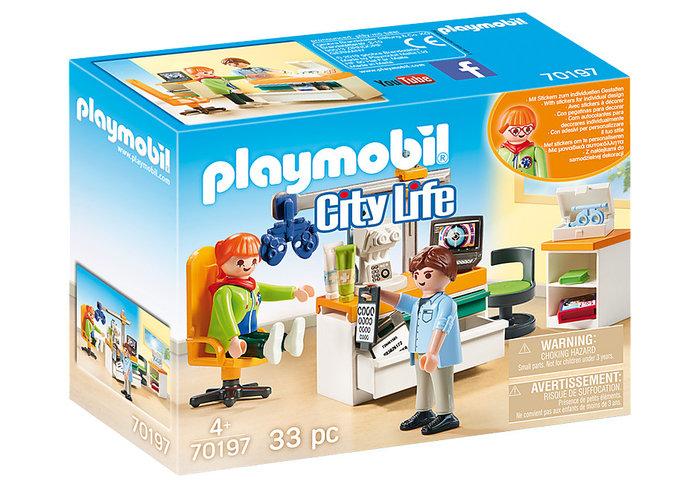 Playmobil oftalmologo