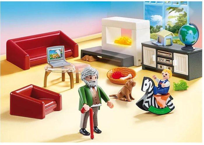 Playmobil salon