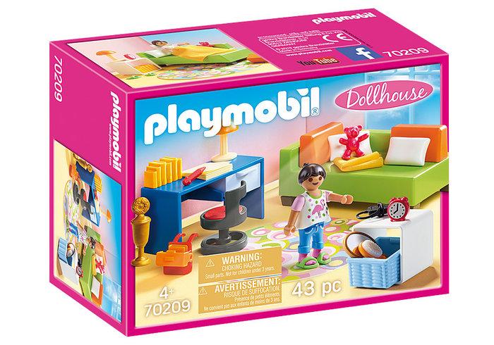 Playmobil habitacion adolescente