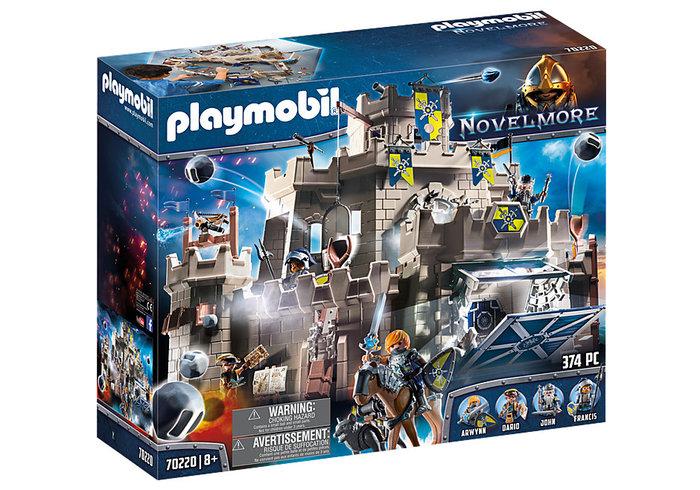 Playmobil gran castillo de novelmore
