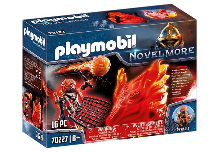 Playmobil espiritu de fuego bandidos burnham
