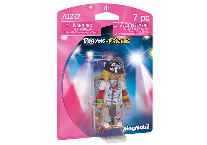 Playmobil rapera