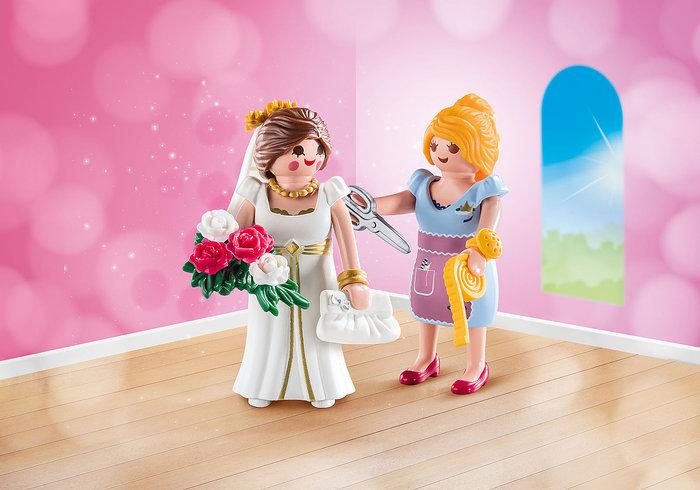 Playmobil princesa y modista
