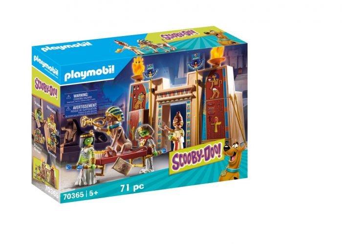 Playmobil scooby-doo! aventura en egipto