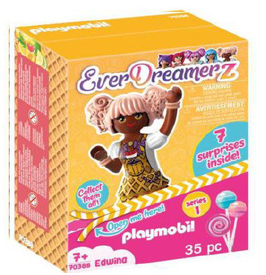Playmobil candy world edwina