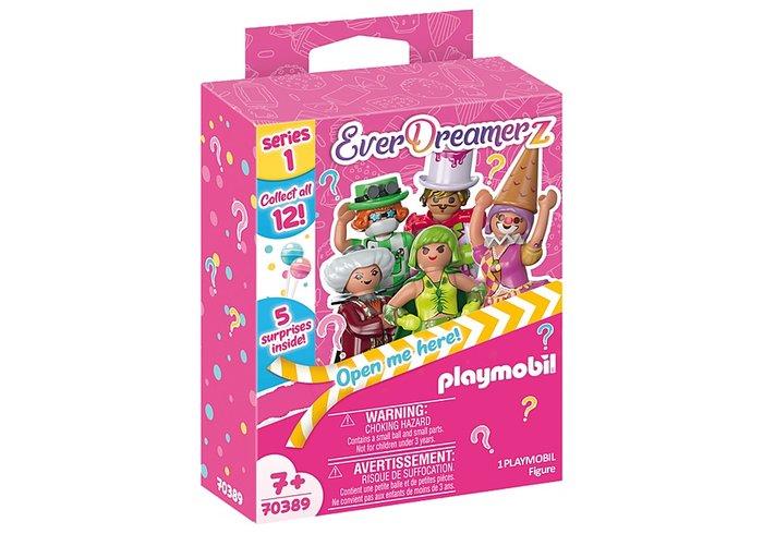 Playmobil candy world caja sorpresa
