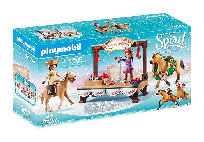 Playmobil concierto de navidad
