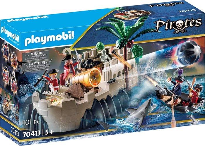 Playmobil bastion