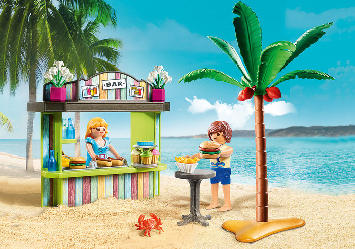 Playmobil snack bar