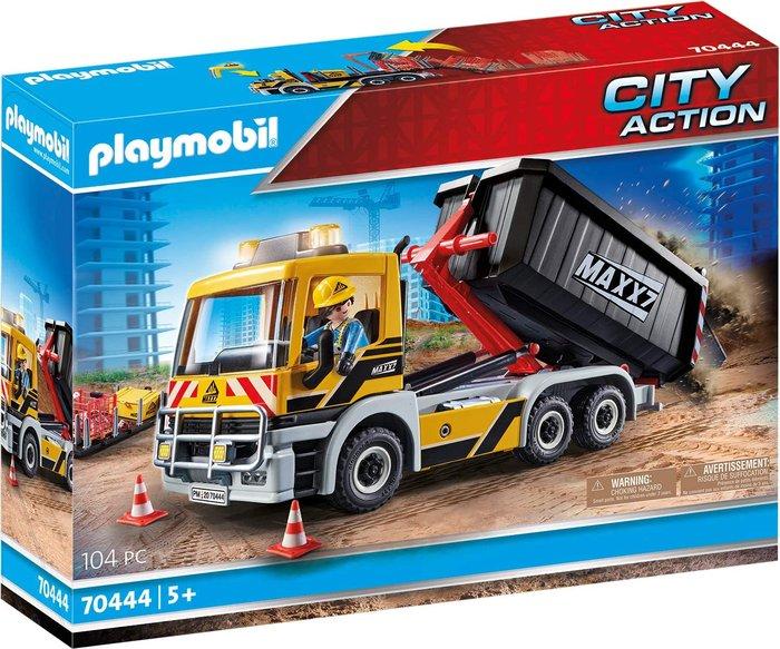 Playmobil camion construccion