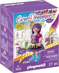 Playmobil comic world viona