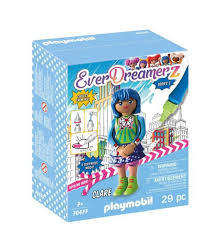 Playmobil comic world clare