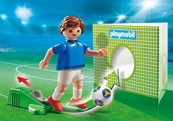 Playmobil jugador de futbol francia 1