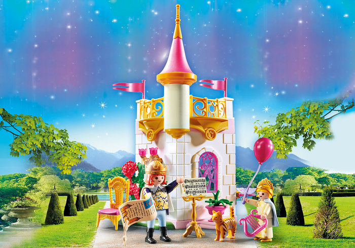 Playmobil starter pack princesa