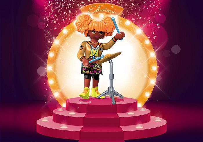 Playmobil edwina music world