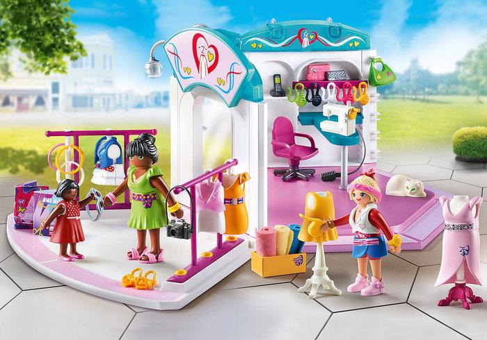 Playmobil estudio diseño de moda