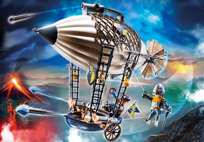 Playmobil zeppelin novelmore de dario
