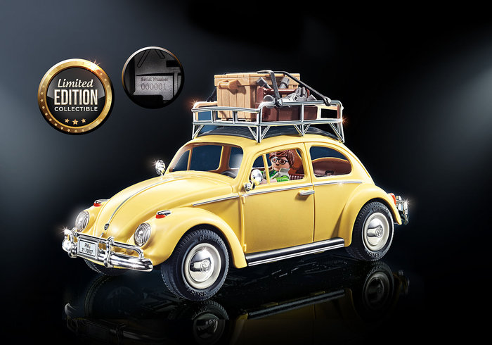 Playmobil volkswagen beetle - edicion especial