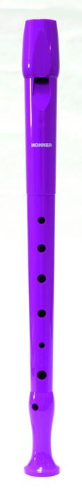 Flauta hohner violeta 9508