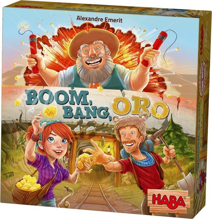 Juego haba boom bang oro