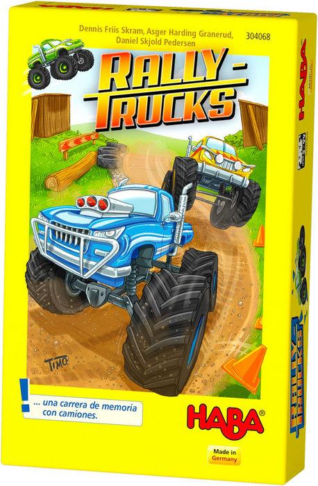 Juego haba rally trucks