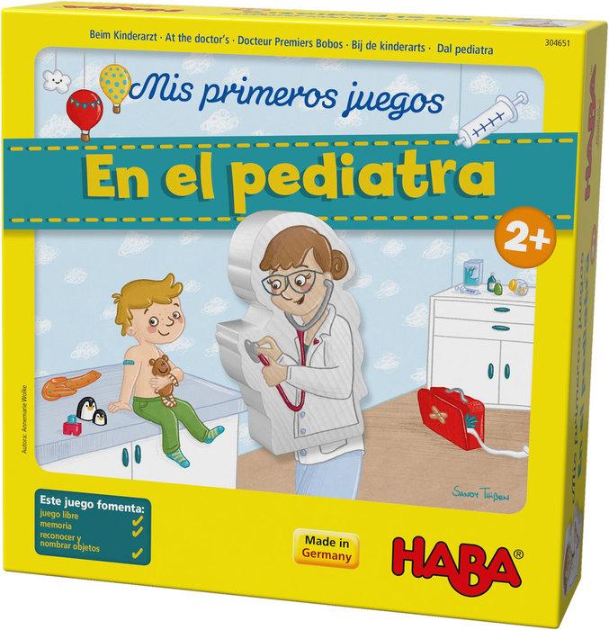 Juego haba mis primeros juegos - en el pediatra
