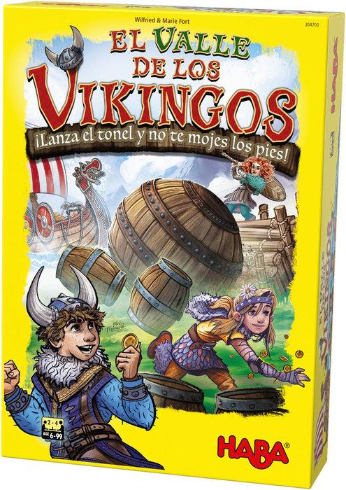 Juego haba el valle de los vikingos