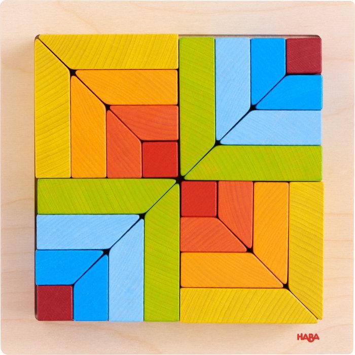 Juego haba composicion 3d creative stones
