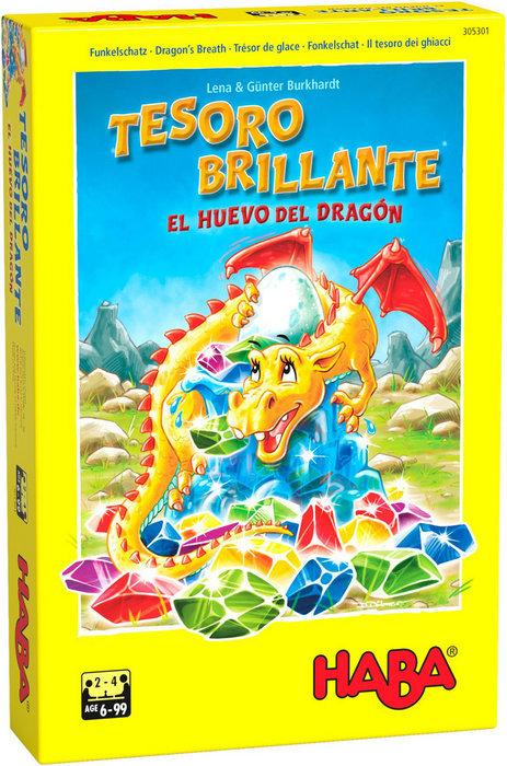 Juego haba tesoro brillante el huevo del dragon