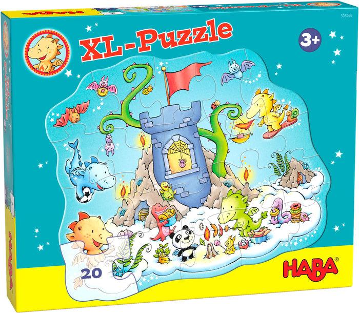 Puzzle haba la fiesta del dragon 20p