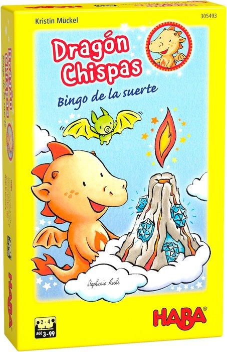Juego haba dragon chispas bingo de la suerte