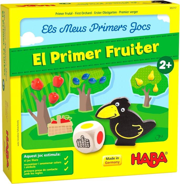 Joc de taula els meus primers jocs-el primer fruiter catalan
