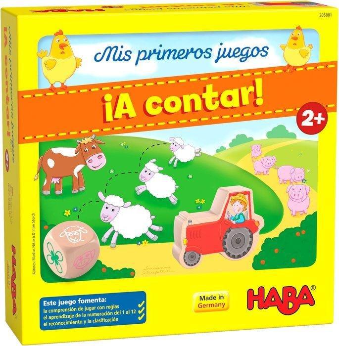 JUEGO HABA MIS PRIMEROS JUEGOS íA CONTAR!