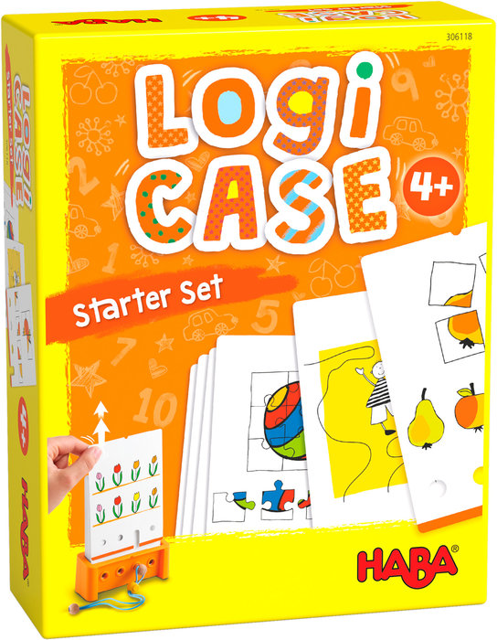 Juego haba logicase set de iniciacion 4+
