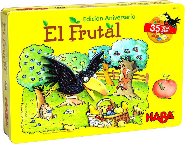 Juego haba edicion aniversario el frutal