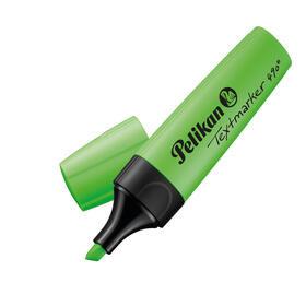 Marcador pelikan textmarker 490 verde fluorescente