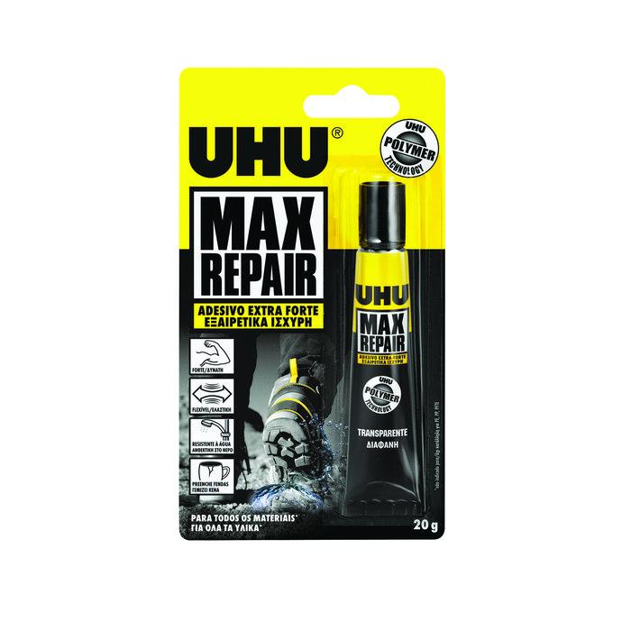 Pegamento uhu universal max repair 20ml sin disolvente