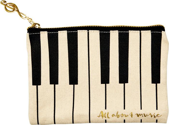 Neceser todo sobre musica -piano-